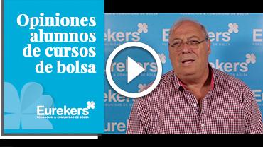 Opiniones Eurekers: Testimonio de Manuel Godino sobre nuestro curso de bolsa.