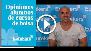 Opiniones Eurekers: Testimonio de Marcos del Pilar sobre nuestro curso de bolsa.