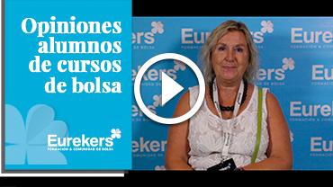 Opiniones Eurekers: Testimonio de Margarita Vázquez sobre nuestro curso de bolsa.