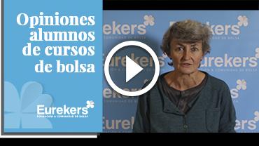 Vídeo de la opinión del curso de bolsa de Maria Á. Palanca