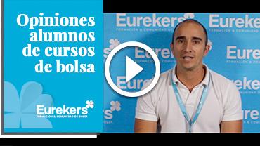 Opiniones Eurekers: Testimonio de Miguel Ángel Gómez sobre nuestro curso de bolsa.