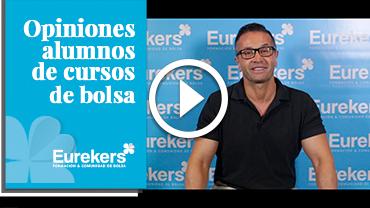 Opiniones Eurekers: Testimonio de Miguel Martínez sobre nuestro curso de bolsa.