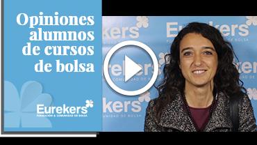 Vídeo de la opinión del curso de bolsa de Miriam Monteys