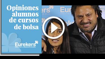 Vídeo de la opinión del curso de bolsa de Mónica y Juan Carlos