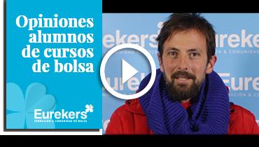 Opiniones Eurekers: Testimonio de Francisco Movilla sobre nuestro curso de bolsa.