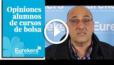Opiniones Eurekers: Testimonio de Javier Fernandez sobre nuestro curso de bolsa.