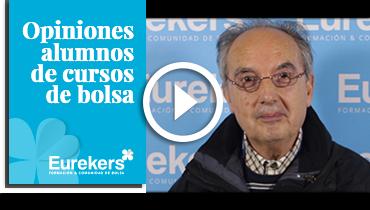 Opiniones Eurekers: Testimonio de Jose Alonso sobre nuestro curso de bolsa.