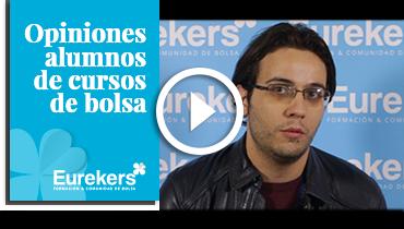 Opiniones Eurekers: Testimonio de José Collado sobre nuestro curso de bolsa.