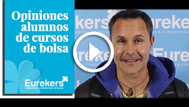 Opiniones Eurekers: Testimonio de Jose Antonio Sanchez sobre nuestro curso de bolsa.