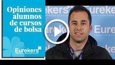 Opiniones Eurekers: Testimonio de Manel Paños sobre nuestro curso de bolsa.