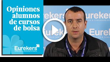 Opiniones Eurekers: Testimonio de Miguel Paz sobre nuestro curso de bolsa.