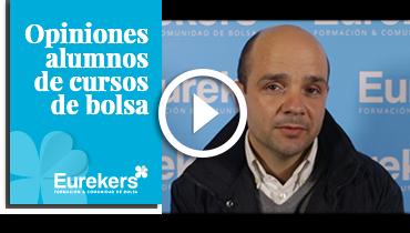 Opiniones Eurekers: Testimonio de Santiago Crous sobre nuestro curso de bolsa.