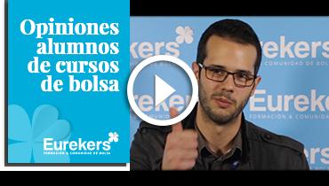 Opiniones Eurekers: Testimonio de Xavier Soria sobre nuestro curso de bolsa.