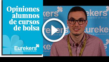 Opiniones Eurekers: Testimonio de Alejandro Mulet sobre nuestro curso de bolsa.