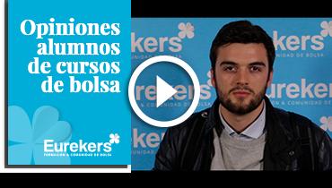 Opiniones Eurekers: Testimonio de Antonio Gómez sobre nuestro curso de bolsa.