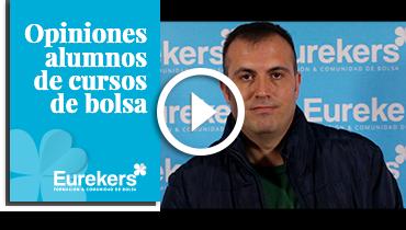 Opiniones Eurekers: Testimonio de Carlos Carranza sobre nuestro curso de bolsa.