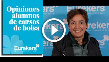 Opiniones Eurekers: Testimonio de Pilar Fernández sobre nuestro curso de bolsa.