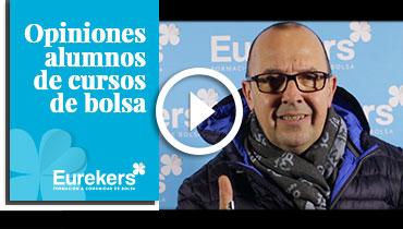 Opiniones Eurekers: Testimonio de Alberto Díez del Corral sobre nuestro curso de bolsa.