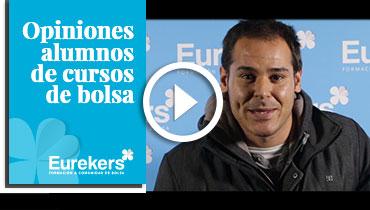Opiniones Eurekers: Testimonio de Alejandro Ortiz sobre nuestro curso de bolsa.