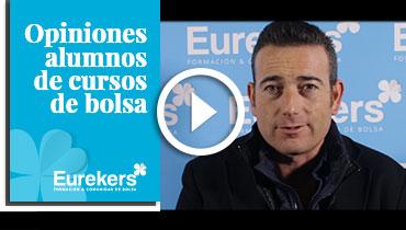Opiniones Eurekers: Testimonio de Antonio Cuenca sobre nuestro curso de bolsa.