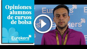 Opiniones Eurekers: Testimonio de Carlos Cesar Meza sobre nuestro curso de bolsa.