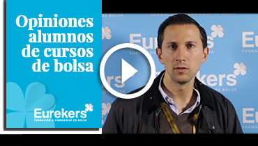 Opiniones Eurekers: Testimonio de Carlos Goyanes sobre nuestro curso de bolsa.
