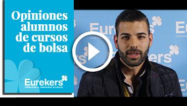 Opiniones Eurekers: Testimonio de Eduardo Arcalá sobre nuestro curso de bolsa.