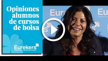 Opiniones Eurekers: Testimonio de Eloisa García sobre nuestro curso de bolsa.