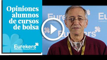 Opiniones Eurekers: Testimonio de Francisco Javier Núñez sobre nuestro curso de bolsa.
