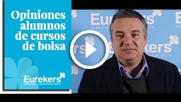 Opiniones Eurekers: Testimonio de Iván García sobre nuestro curso de bolsa.