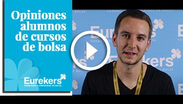 Opiniones Eurekers: Testimonio de Iván lafuente sobre nuestro curso de bolsa.