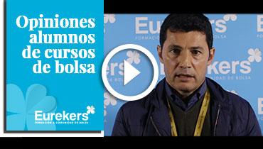 Opiniones Eurekers: Testimonio de Javier Aguilera sobre nuestro curso de bolsa.