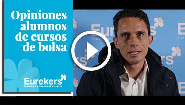 Opiniones Eurekers: Testimonio de Javier Manso sobre nuestro curso de bolsa.