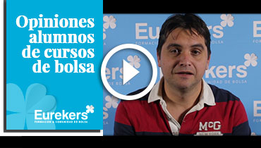 Opiniones Eurekers: Testimonio de Javier Santias sobre nuestro curso de bolsa.