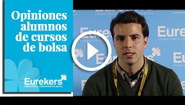 Opiniones Eurekers: Testimonio de Jose Constantino Sepúlveda sobre nuestro curso de bolsa.