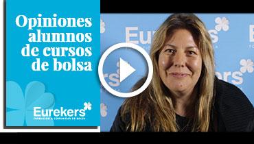 Opiniones Eurekers: Testimonio de Marcela Rivera sobre nuestro curso de bolsa.