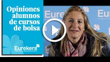 Opiniones Eurekers: Testimonio de María Gema Alonso sobre nuestro curso de bolsa.