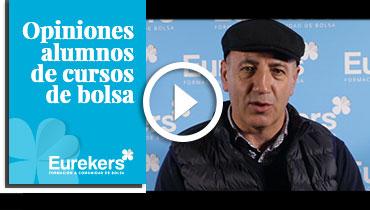 Opiniones Eurekers: Testimonio de Miguel Ángel Eguren sobre nuestro curso de bolsa.