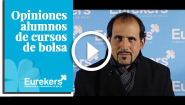 Opiniones Eurekers: Testimonio de Oscar Armiño sobre nuestro curso de bolsa.