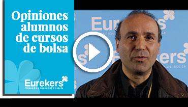 Opiniones Eurekers: Testimonio de Oscar Rodrigo sobre nuestro curso de bolsa.