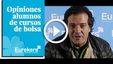 Opiniones Eurekers: Testimonio de Pedro Aznar sobre nuestro curso de bolsa.