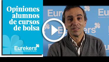 Opiniones Eurekers: Testimonio de Ricardo Hermosa sobre nuestro curso de bolsa.