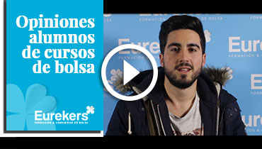Opiniones Eurekers: Testimonio de Sergio González sobre nuestro curso de bolsa.