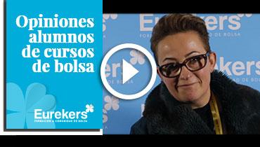 Opiniones Eurekers: Testimonio de Silvia Rodríguez sobre nuestro curso de bolsa.