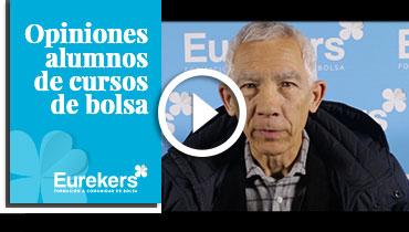 Opiniones Eurekers: Testimonio de Virgilio Martínez sobre nuestro curso de bolsa.