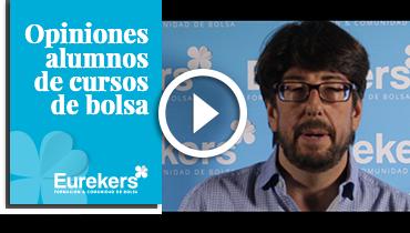 Opiniones Eurekers: Testimonio de Alberto Basterrechea sobre nuestro curso de bolsa.