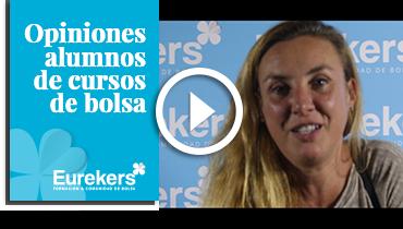 Opiniones Eurekers: Testimonio de Ana María Corrales sobre nuestro curso de bolsa.