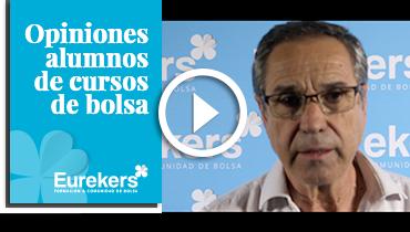 Opiniones Eurekers: Testimonio de Ángel Ruíz sobre nuestro curso de bolsa.