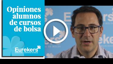 Opiniones Eurekers: Testimonio de Antonio Prieto sobre nuestro curso de bolsa.
