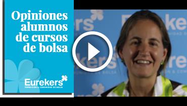 Opiniones Eurekers: Testimonio de Cristina Domínguez sobre nuestro curso de bolsa.